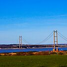 The Humber Bridge by Christopher Wardle-Cousins