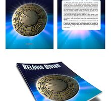 Cover book of God´s Clock by Cristiano Lopes Melo