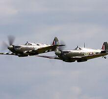 Spitfire pair by PhilEAF92