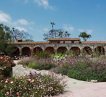 Mission San Juan Capistrano 1 by augigirl