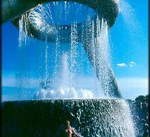Rennaisance Fountain by Chet  King