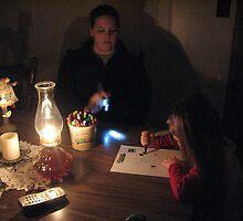HANNAH & EARTH HOUR  MARCH 28th 2009   #3 by gypsykatz