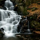 Virginia Waters cascades IV by simonj