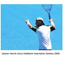 .: Lleyton Hewitt :. by Katherine Johns