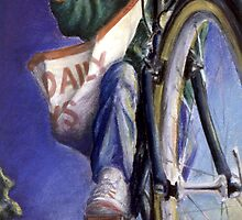 Paper Boy, My First Job by A.H. Thom