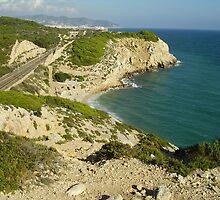 Sitges Coast by jonvin