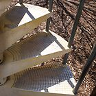 Playground Stairs by katymanrique