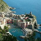 Cinque Terre, Italy by louise1876