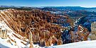Bryce Canyon II - Panorama by Stephen Beattie