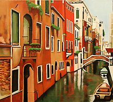 Venice In Colour by patrickhunt