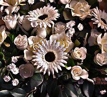 Abundance (Flowers that bounce off the screen) by StarKatz