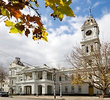Malvern Town Hall by PropertyPics