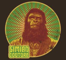 Simian Couture by superiorgraphix
