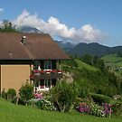 Chalet - Luzern Switzerland  by chijude