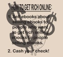 How to get rich online in 2 easy steps by mobii