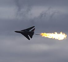 F111 Dump and Burn by Chris Kettlewell