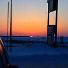 Saskatchewan Sunrise by Quigi