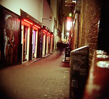 Red light District by Melissa Ramirez