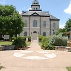 Somerville County TX Courthouse Image 2 by plsphoto