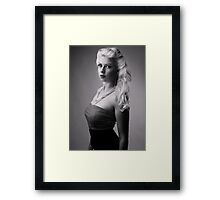 Isabelle necessary Framed Print