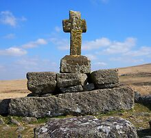 Dartmoor: Crosses Series - Childe's Tomb by Rob Parsons