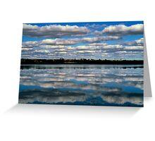 Lake Kenyan, Victoria. Greeting Card