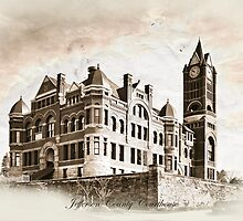Jefferson County Courthouse by Bryan Peterson