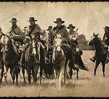 Horsemen by djrockout