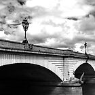 Putney Bridge by Kim Jackman