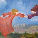 Angels by AgnesZirini