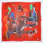 Lover Of Wine - Music -Women by yevdokimov