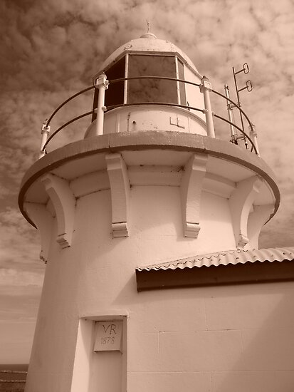 Lighthouse, Crowdy Head, NSW by mystery