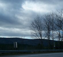Winter in the Berkshires by EMElman