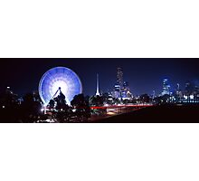 The Wheel is Back! Photographic Print