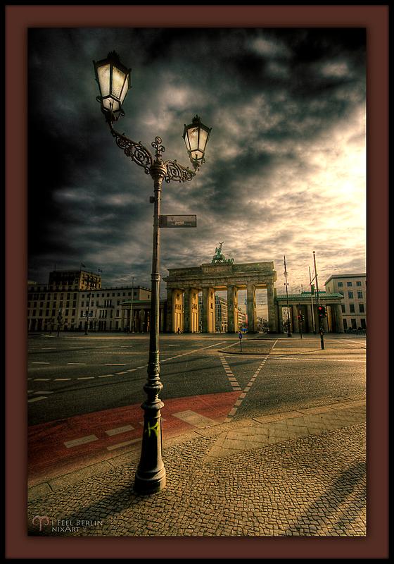 I Feel Berlin by nixArt