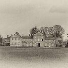 Hovingham Hall - North Yorkshire by Trevor Kersley