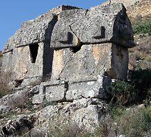 Tlos Ruins by Alastair