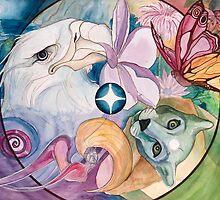 Essence Wheel by Kimberly Kirk