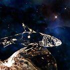 The Cosmic Shark by Bryn Jones