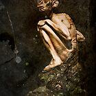 Gollum by Bryn Jones