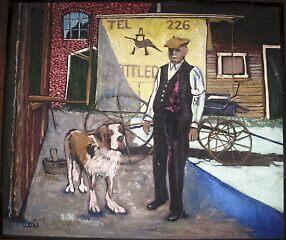 Adolph Schwartz Beermaker Walla Walla WA by Lilalee5
