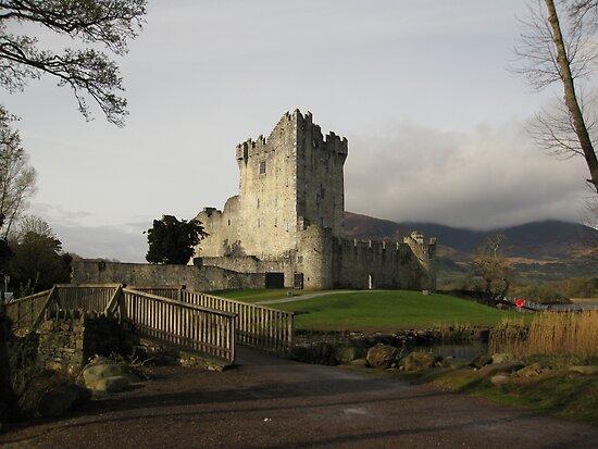 Early morning at Ross Castle by John Quinn