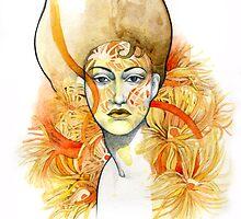 Anemonae by Patricia Ariel