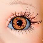 Doll Eye by FireDzine