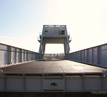 shot through Pegasus Bridge by anfa77