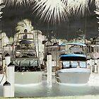 Haunted Docks by Donna Adamski