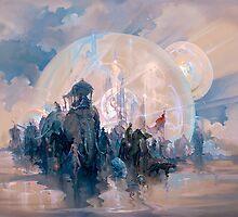 oho !!! its not elephant,s....its a jangel army... by urja