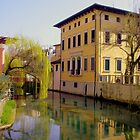 Sacile by HelmD