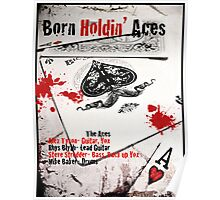 Born Holdin' Aces Poster