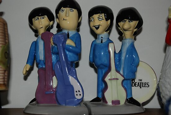 'The Beatles' by Kat36